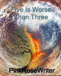 Five Is Worse Than Three.