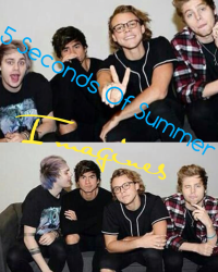 5 Seconds Of Summer Imagines