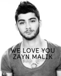We Love you Zayn Malik