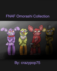 FNAF (Five Nights At Freddy's) Omorashi Collection