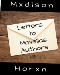 Letters to movellas authors
