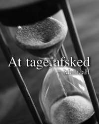 At tage afsked