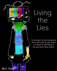 Living the Lies