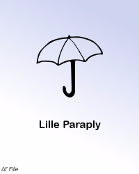 Lille Paraply