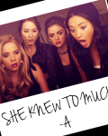 And then theres A... (Pll Fanfic)
