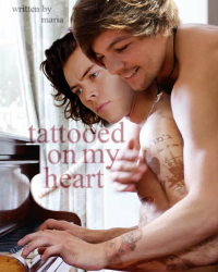 Tattooed on my heart | larry