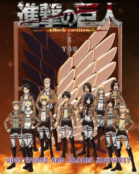 Attack on Titan x You (Requests Open)