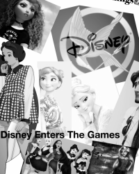 Disney Enters The Games