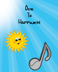 Ode To Happiness - a #WhatMakesYouHappy comp entry
