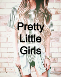 Pretty little girls!