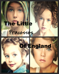 The Little Princesses of England