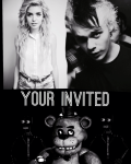 Your invited || 5 Nights At Freddys || Michael Clifford
