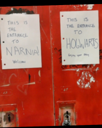 Why at Hogwarts?