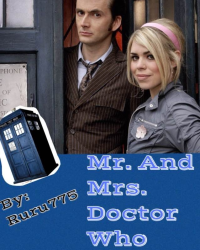 Mr. & Mrs. Doctor Who
