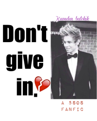 Dont give in (l.h)