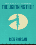 Percy Jackson and the Lightning Thief >> Alternate Cover
