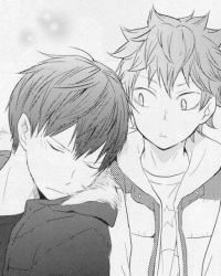 Impossible.. {KageHina ;; Haikyuu!!}
