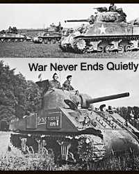 War Never Ends Quietly