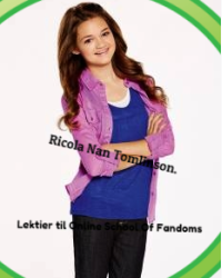Ricola Nan Tomlinson. Online School Of Fandoms.