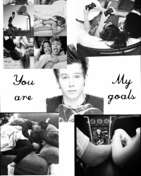 You are my goals