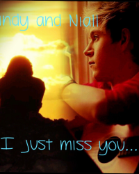 I just miss you...