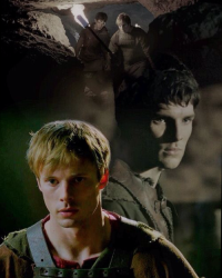 Merlin and Arthur One Shots