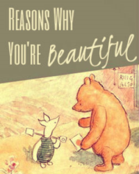 Reasons Why You're Beautiful