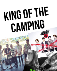 King of the camping