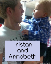 Tristan and Annabeth