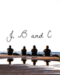 J, B, and C