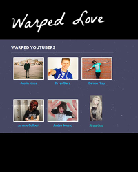 Warped Love