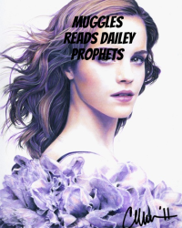 Muggles Read Dailey Prophets