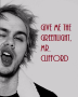 Give Me The Greenlight, Mr. Clifford