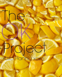 "The ""OK"" Project"