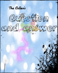 The Cullen's Q & A