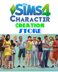 Character Creation Store (The Sims 4)