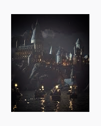 Hogwarts: From an..... odd kind of view