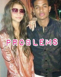 Problems (Zevor love story)