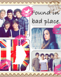 Found in a bad place - [1D]