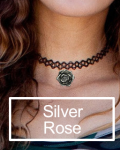Silver Rose {GOT7's Yugyeom}