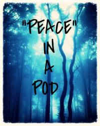 'Peace' In A Pod - Poetry Collection