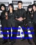 I Just Want To Fall Sometimes A Black Veil Brides Fanfic