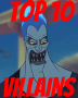 Top 10 Movie Villains (In My Opinion)