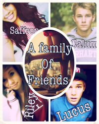 A family of friends