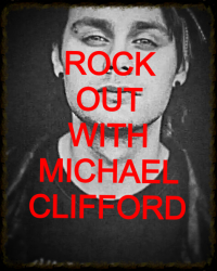 Rock out with michael clifford {5sos}