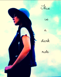 This is a dark ride (pll fanfic)