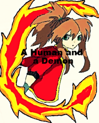 A Human and a Demon