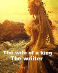 The wife of a king.