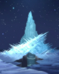 The Crystal Fortress