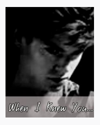 When I knew you... | Maze Runner & Percy Jackson crossover |